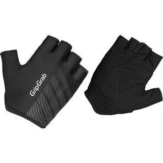 Gripgrab Ride Lightweight Padded Short Finger Gloves Unisex - Black