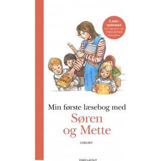 Min første læsebog med Søren og Mette (E-bog, 2019)