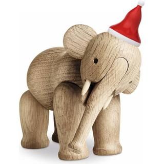 Kay Bojesen Elefant Med Nissehuse 20cm Figur