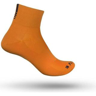 Gripgrab Lightweight SL Short Sock - Orange Hi-Vis
