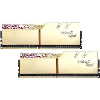 G.Skill Trident Z Royal Gold DDR4 3600MHz 4x8GB (F4-3600C18Q-32GTRG)