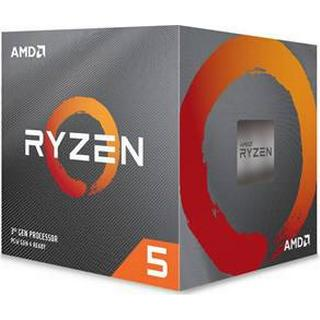 AMD Ryzen 5 3600X 3.8GHz Socket AM4 Box