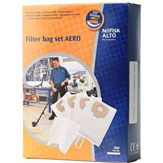 Nilfisk Filter bag 302002404 4-pack