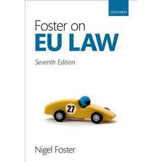 Foster on EU Law (Hæfte, 2019)