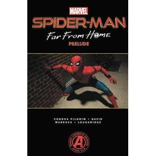 Spider-man: Far From Home Prelude (Hæfte, 2019)