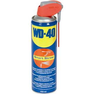 WD-40 Smart Straw 450ml Multifunktionel olie