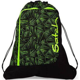 Satch Gym Bag - Green Bermuda