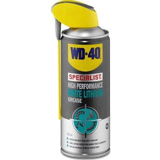 WD-40 Specialist High Performance White Lithium Grease 400ml Multifunktionel olie