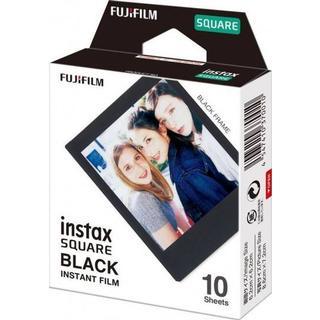 Fujifilm Instax Square Film Black 10 pack