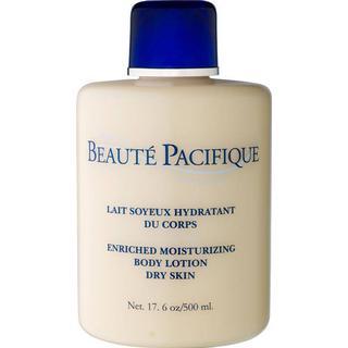 Beauté Pacifique Enriched Moisturising Body Lotion for dry skin 500ml