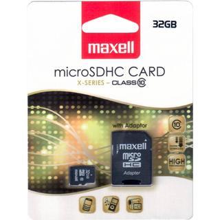 Maxell MicroSDHC Class 10 32GB