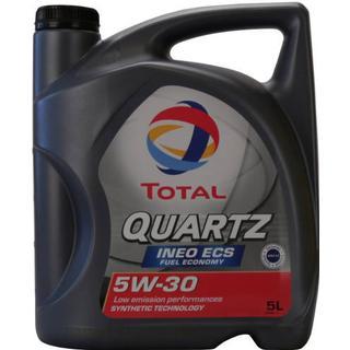 Total Quartz Ineo ECS 5W-30 5L Motorolie