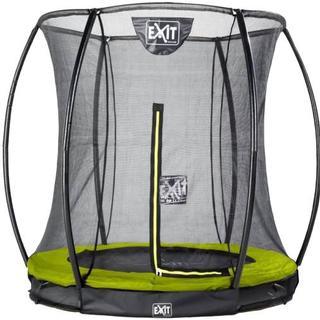 Exit Silhouette Ground Trampoline 273cm + Safety Net