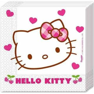 Servietter Hello Kitty 20-pack