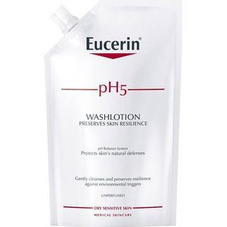 Eucerin pH5 Washlotion without Perfume 400ml Refill