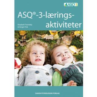 ASQ-3 læringsaktiviteter (Hæfte, 2019)