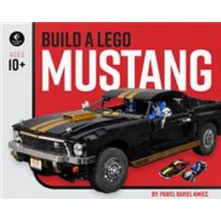 Build A Lego Mustang (Hæfte, 2019)