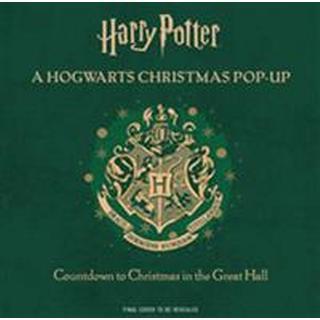 Harry Potter: A Hogwarts Christmas Pop-Up (Hardback, 2019)