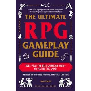 The Ultimate RPG Gameplay Guide (Hæfte, 2019)