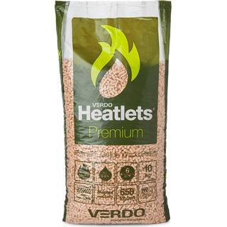 Heatlets - Træpiller