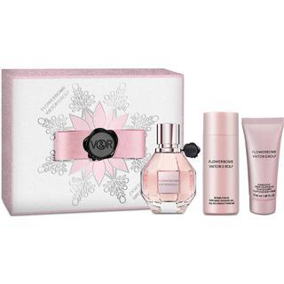 Viktor & Rolf Flowerbomb Gift Set EdP 30ml + Shower Gel 50ml + Body Cream 40ml