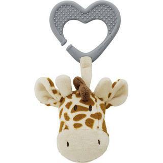 Teddykompaniet Diinglisar Wild Bitleksak Vagnhänge Giraff