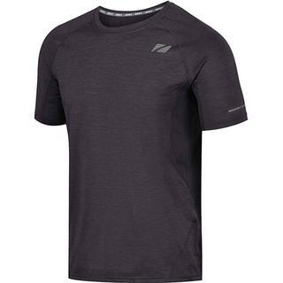 Zone3 Power Burst T-Shirt Men - Charcoal Marl/Gun Metal