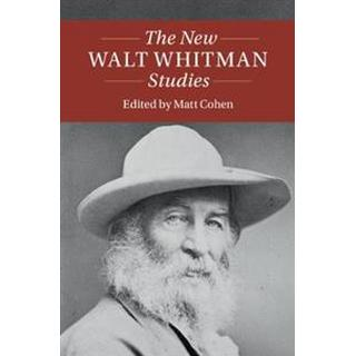 The New Walt Whitman Studies (Hardback, 2019)