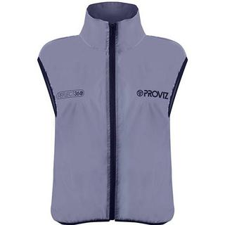Proviz Reflect360 Cycling Vest Women - Modest Grey