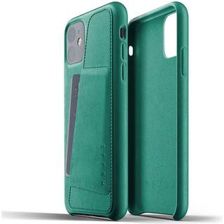 Mujjo Full Leather Case for iPhone 11