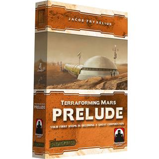 Fryxgames Terraforming Mars Prelude
