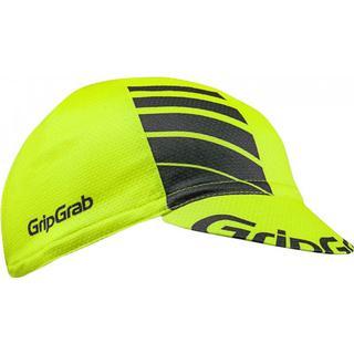 Gripgrab Summer Cycling Cap Men - Yellow Hi-Vis