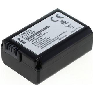 Battery for Sony NP-FW50 Compatible