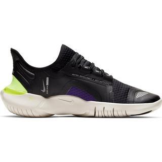 Nike Free RN 5.0 Shield W - Black/Voltage Purple/Metallic Silver