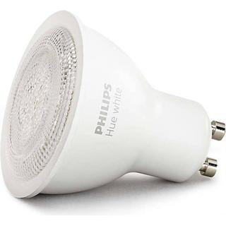 Philips Hue White 2700K LED Lamps 5.5W GU10
