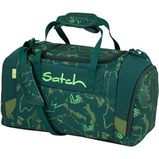Satch Duffle Bag - Green Compass