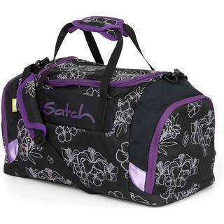 Satch Duffle Bag - Ninja Hibiscus