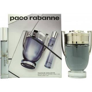 Paco Rabanne Invictus Gift Set EdT 100ml + EdT 20ml