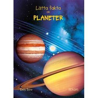 Lätta fakta om planeter (Hardback)