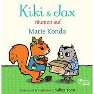 Kiki & Jax räumen auf (Hardback)