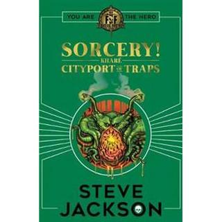 Fighting Fantasy: Sorcery 2: Cityport of Traps (Paperback, 2019)