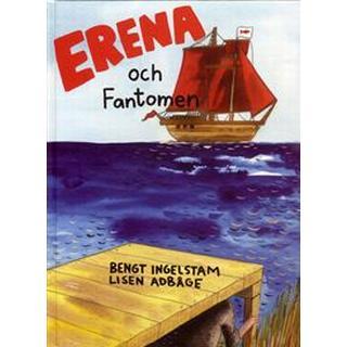 Erena och Fantomen (Indbundet)