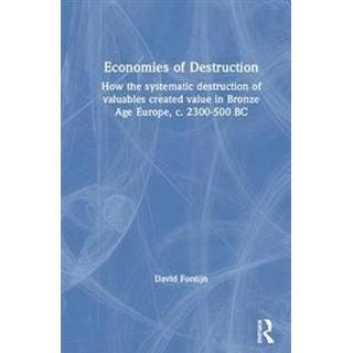 Economies of Destruction (Hardback, 2019)