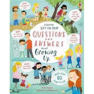 Lift-the-Flap QuestionsAnswers about Growing Up