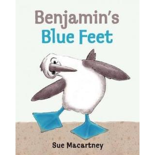 Benjamin's Blue Feet (Bog, Hardback)