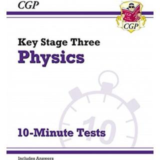 New KS3 Physics 10-Minute Tests (with answers) (Bog, Paperback / softback)