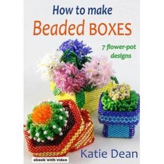 How to Make Beaded Boxes: 7 flower-pot designs (Multimedia, CD-ROM)