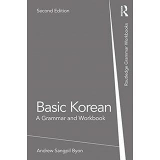 Basic Korean: A Grammar and Workbook (Bog, Paperback / softback)