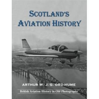 Scotland's Aviation History (Bog, Paperback / softback)