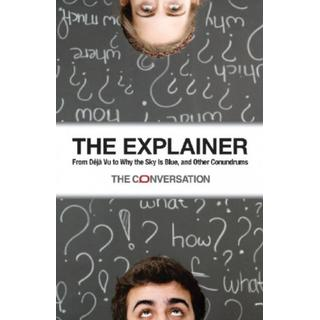 The Explainer: From Deja Vu to Why the Sky is Blue, and... (Bog, Paperback / softback)